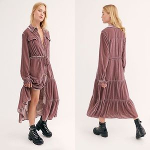 Free People Bella Donna Duster